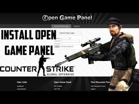 How To Install Open Game Panel On Windows VPS To Make Your Own Gaming Hosting