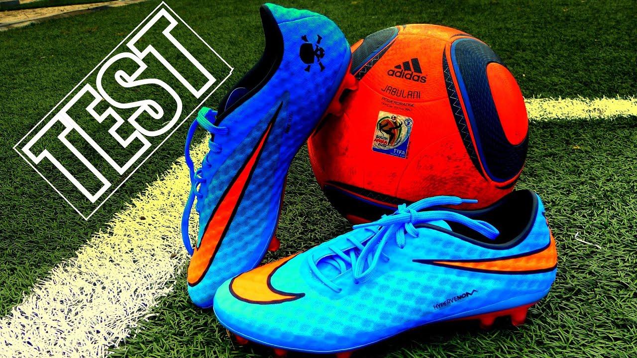 Nike Hypervenom Azzurre