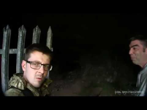ABANDONED MINE EXPLORE SPIDER INFESTED CAVE!!! URBAN EXPLORING LLANGWSTENIN NORTH WALES