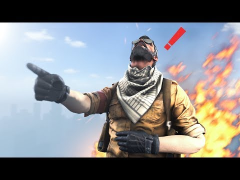 TRY NOT TO LAUGH #2 (CS:GO)