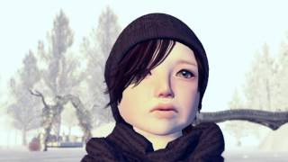 Snow Queen - Second Life Machinima