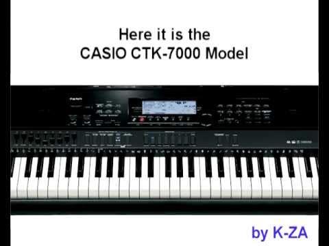 ritmos e samples teclado casio ctk 7000 com werbett mi doovi. Black Bedroom Furniture Sets. Home Design Ideas