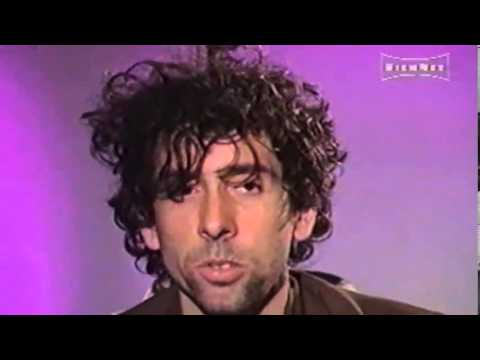 20 Minute 1990's Interview with TIM BURTON   PT1