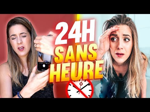 VIVRE 24H SANS HEURE - CHALLENGE | DENYZEE
