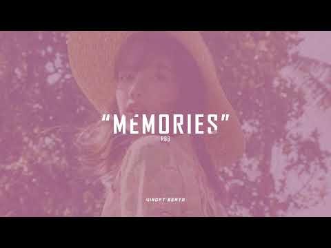 """ฟรีบีท [ FREE BEAT ] """"MEMORIES""""   R&B Instrumental   Viroft Beatz"""