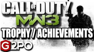 MW3 Flight Attendant (Hidden) Trophy/Achievement Guide