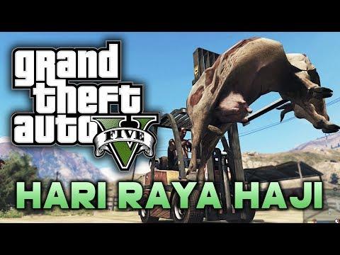 🔴(LIVE) - GTA 5 Hari Raya Haji // (GTA 5 Malaysia) with Ukiller , Nabil & Dynamo