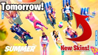 *ALL* Fortnite 14 Days of Summer Event Info! (New Skins, Challenges, LTMs and More!)