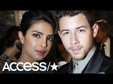 Nick Jonas And Priyanka Chopra Strut High Fashion For Dior Couture Show