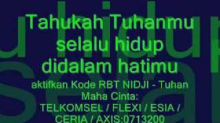 NIDJI - Tuhan Maha Cinta (with Lyric)