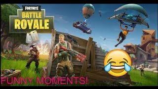 Fornite Funny Moments! With Friends Sniper Shootout