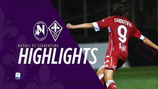 Napoli vs ACF Fiorentina Femminile 2-5 | MATCH HIGHLIGHTS | 2° Giornata Serie A Femminile 2020/21