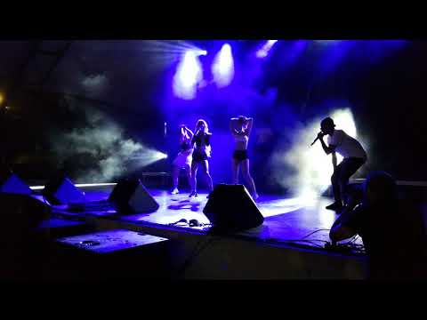 FIEBRE - BAD GYAL (4K) || TERRASSA 29/06/18