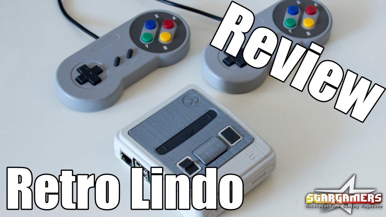 Retro Lindo Retro Emulation Box (Raspberry Pi 3) | REVIEW & GIVE-AWAY