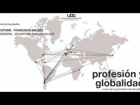 Profesión y Globalidad: Semana de la Profundización Disciplinar con Francisco Valdés