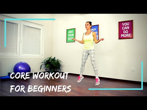 Core and Cardio Workout to Lose Belly Fat Fast (beginner & intermediate)