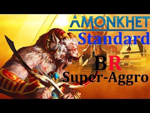 Amonkhet Standard: BR Super-Aggro Deck