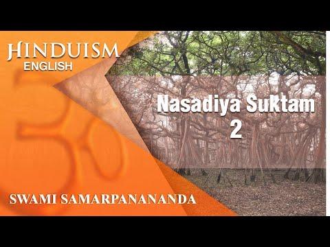 Hinduism (English) 19 – Creation-1 – Nasadiya Sukta -2