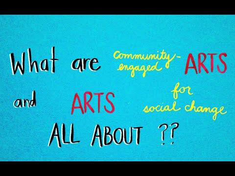 ArtBridges: Community Arts / ToileDesArts : L'art communautaire
