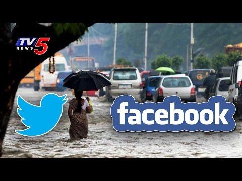 Social Media Updates on Chennai Floods | Chennai Rains Help | TV5 News