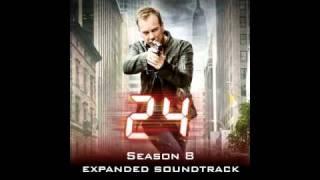 24 Extended Soundtrack Day 8 CTU New York
