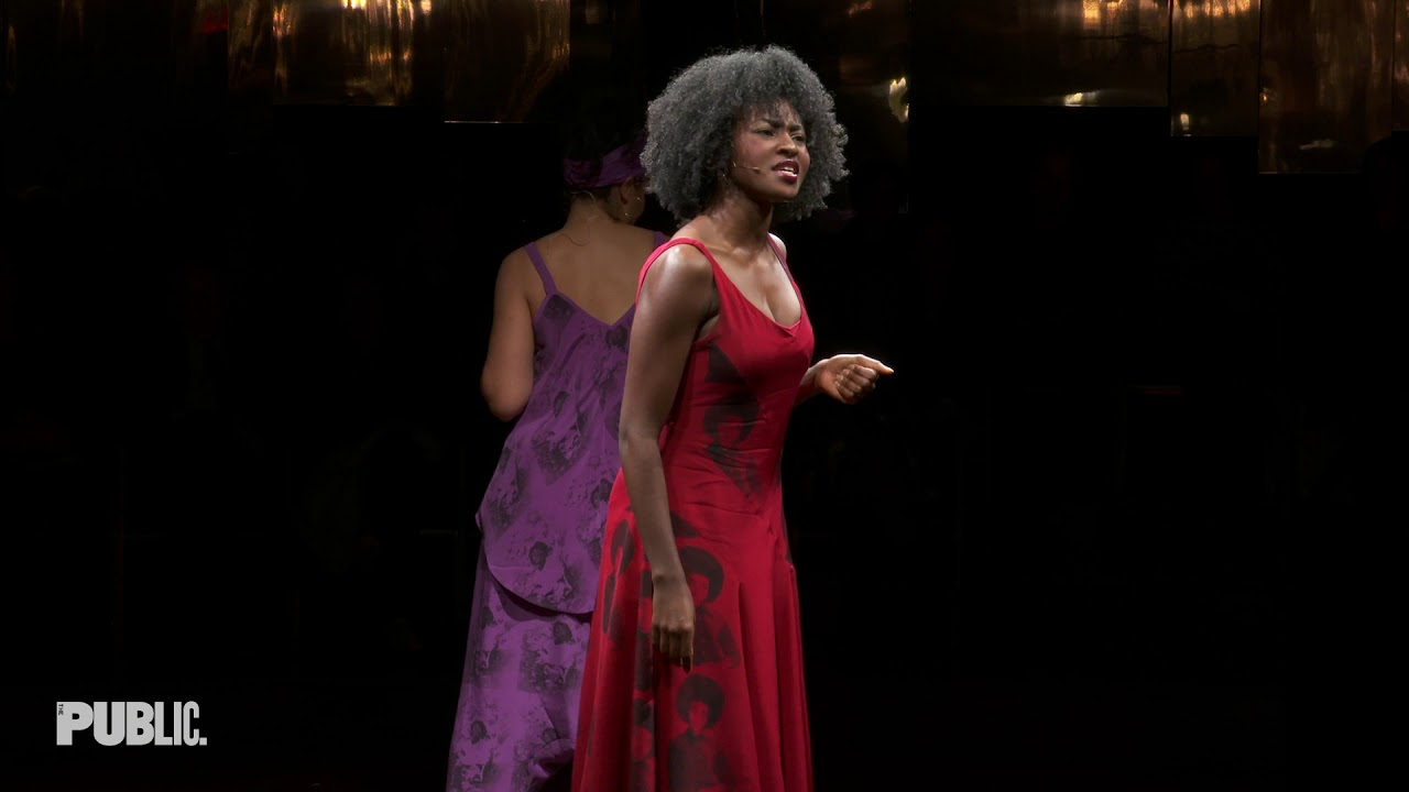 Download Jayme Lawson's Lady in Red - FOR COLORED GIRLS...   The Public Theater