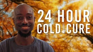 How To Cure A Cold In One Day - Home Made Remedies