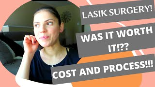 MY LASIK EYE SURGERY EXPERIENCE 2020!! (GETTING 2020 VISION IN 2020!!)