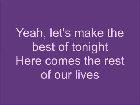 Best Days - Graham Colton (lyrics)