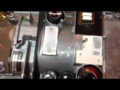 Hayward SP3400VSP Control Module Repair