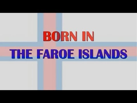 Born In The Faroe Islands (celebrities, athletes, musicians....) - 10 Famous People