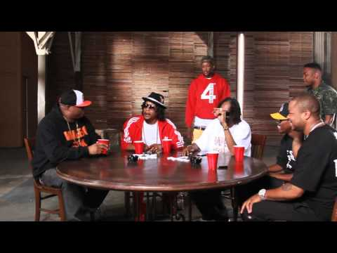 #RespectTheWest BET Cypher: Behind the Scenes