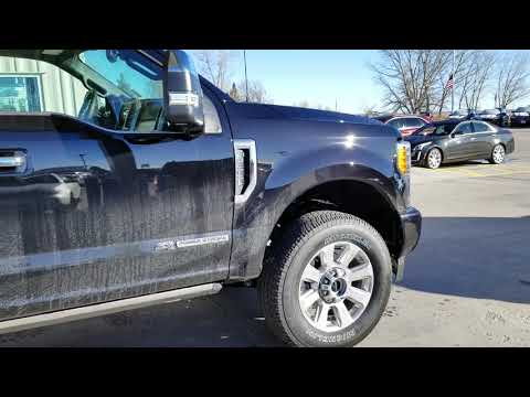 Ford F Platinum at Laramie Peak Motors