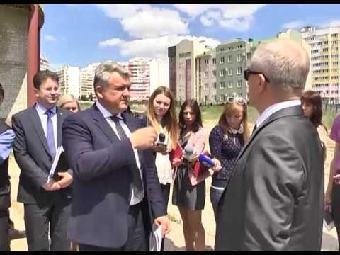 В Белгороде возобновят строительство двух школ