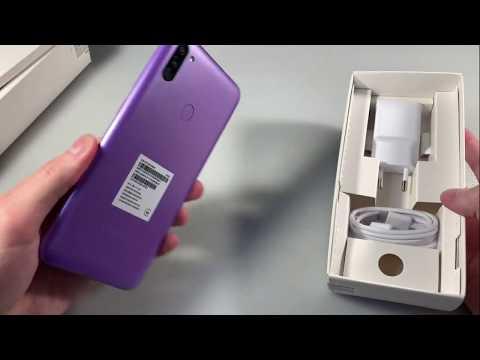 Review Samsung Galaxy M11 M115F