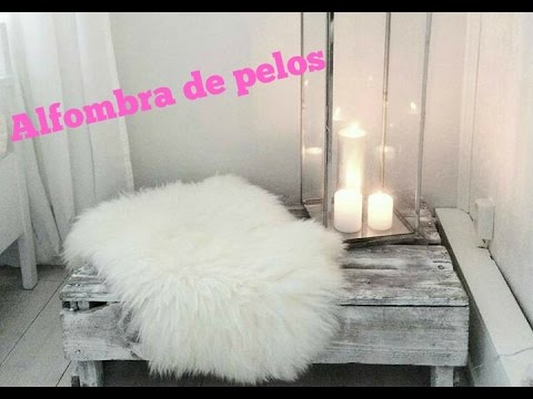 Alfombra de pelos youtube for Tipos de alfombras