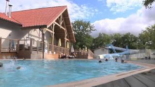 Yelloh! Village Camping Club de Soulac-sur-Mer : l'espace baignade