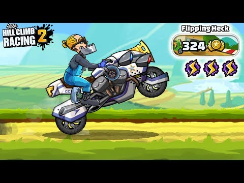 FLIPPING HECK NEW EVENT - Hill Climb Racing 2 GamePlay