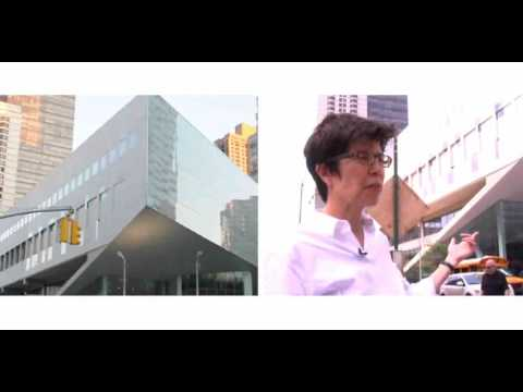 Explore Alice Tully Hall with LIZ DILLER