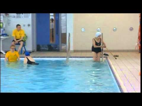 Swimming At 100 Years Old Sue Dixon Gayton Pool Derby Youtube