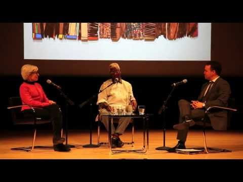In Conversation: El Anatsui with Susan Vogel