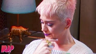 Katy Perry Reveals Past Suicidal Thoughts During Livestream