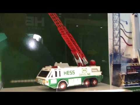 Hess Truck Mobile Museum