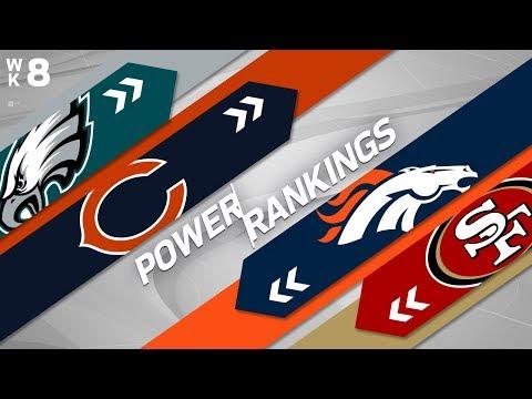 Week 8 Power Rankings | NFL