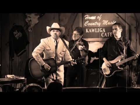 "Hank Williams 1952 Starring Joe Matheson ""Setting The Woods On Fire"""
