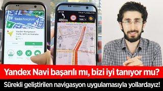 """Yandex Navi incelemesi """"Yandex Navi başarılı mı?"""" screenshot 3"""