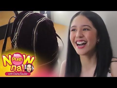 Push Now Na: Jayda Avanzado's bag raid - 동영상