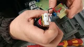 Разбираем электро счётчик меркурий 201.5. есть память?