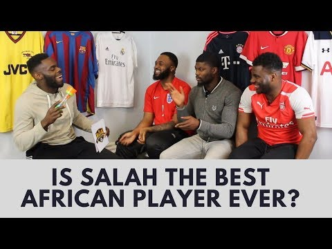 Is Mo Salah The Best African Player To Play In The Premier League? | The Fifth Official Show