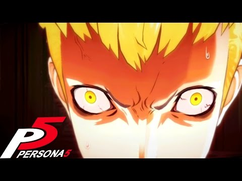THE BAD BOY AWAKENS & ABUSED STUDENTS | Persona 5 [4]